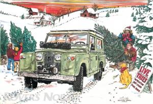Jule land rover
